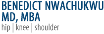 Benedict Nwachukwu, MD, MBA | Hip, Knee & Shoulder Specialist | Orthopedic Surgeon | Manhattan, Brooklyn, New York City Logo
